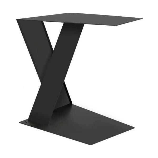 Odkládací stolek Siderietto Black