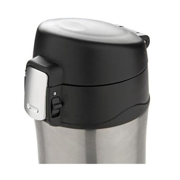Cană termică din inox XD Design Easy, argintiu, 300 ml