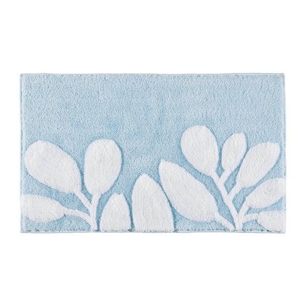 Koupelnová předložka Limra Blue, 60x100 cm