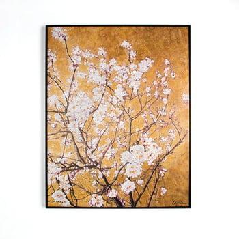 Tablou Pictat Manual Graham & Brown Blossom, 70 X 90 Cm