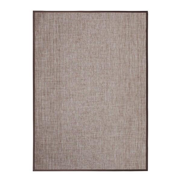 Covor potrivit pentru exterior, maro, Universal Bios Brown, 60x110cm