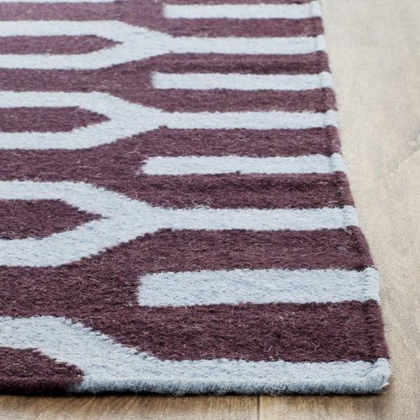 Vlněný koberec Safavieh Karina, 91x152 cm