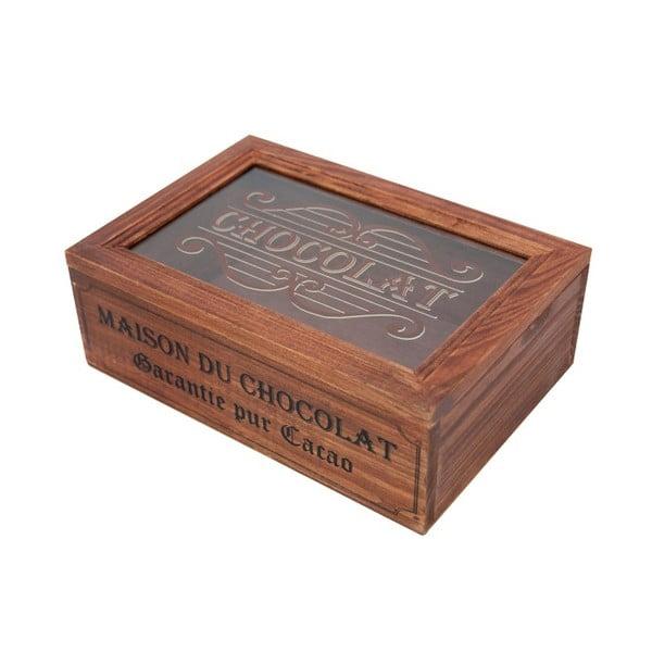 Krabička na čokoládu Antic Line Chocolat
