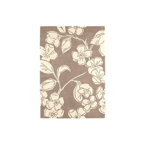 Vlněný koberec Devore Taupe 120x170 cm
