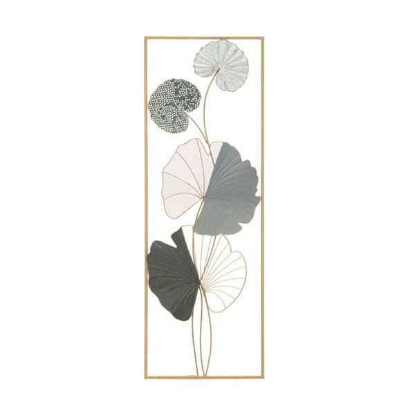 Kovová závěsná dekorace Mauro Ferretti Lotus A, 31 x 89,5 cm