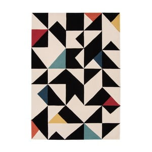 Koberec Asiatic Carpets Harlequin Triangles, 170 x 120 cm