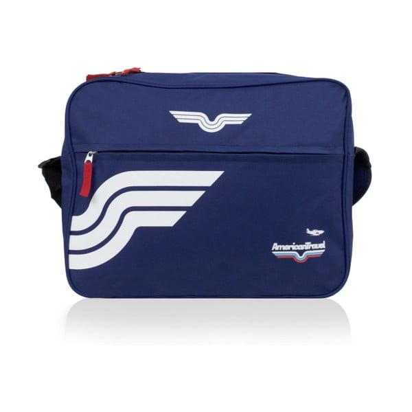 Modrá taška přes rameno American Travel Orlando