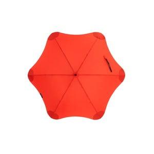 Vysoce odolný deštník Blunt Classic 120 cm, červený