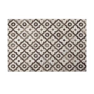 Vinylový koberec Patchwork Vintage Grises, 100x150 cm