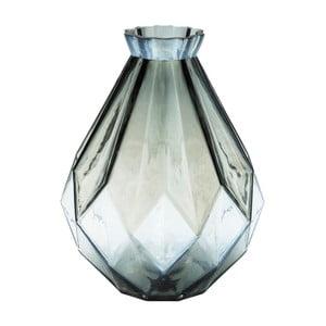 Skleněná váza z ručně foukaného skla Kare Design Le Gema, výška 30 cm
