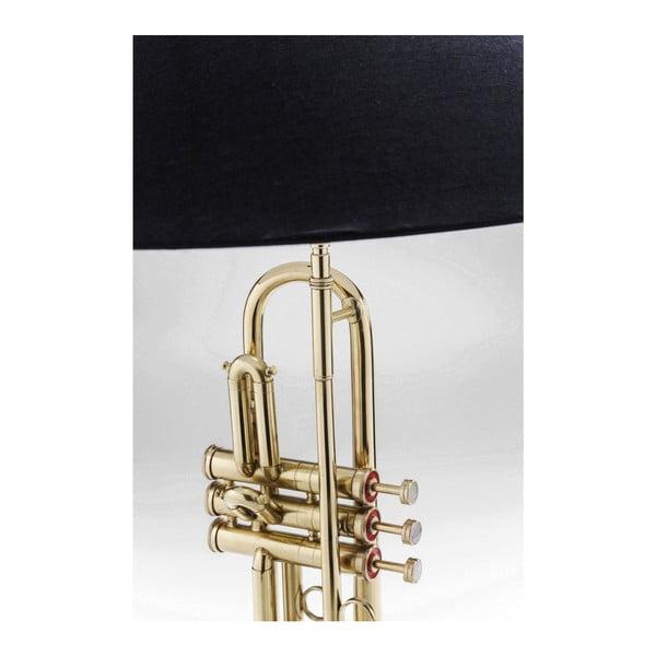 Veioză din alamă șlefuită Kare Design Trumpet