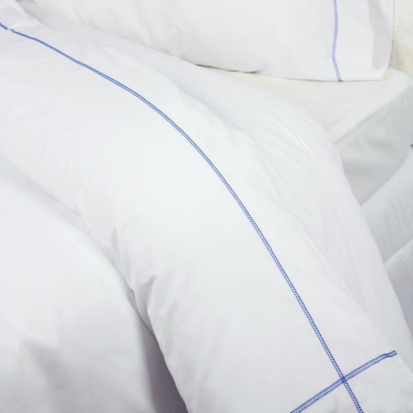 Povlak na peřinu Basic Blue, 200x200 cm