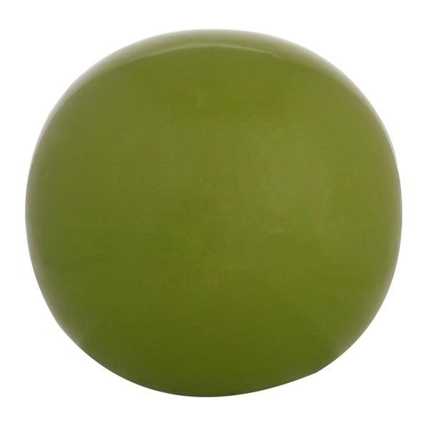 Dekorace Ball Green, 40 cm
