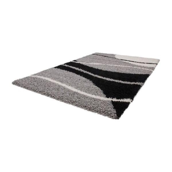 Koberec Twister 310 Silver, 120x160 cm