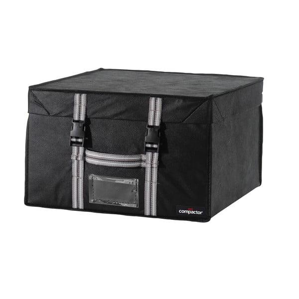 Skládací textilní box na šaty New Family, 42x42 cm