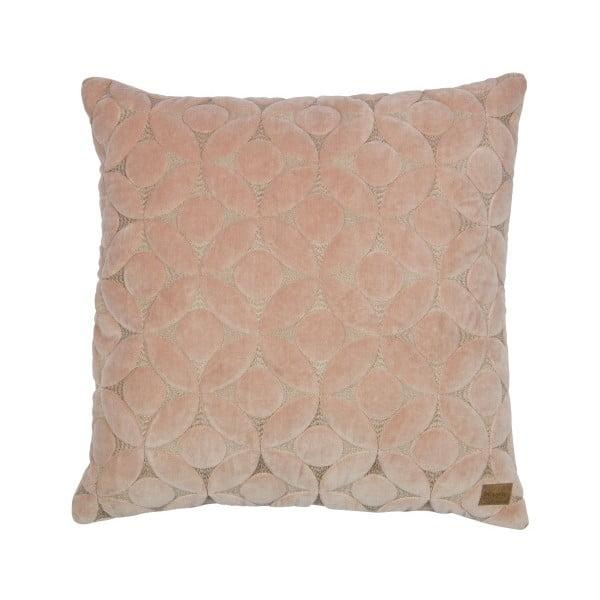 Růžový polštář BePureHome Sruggle