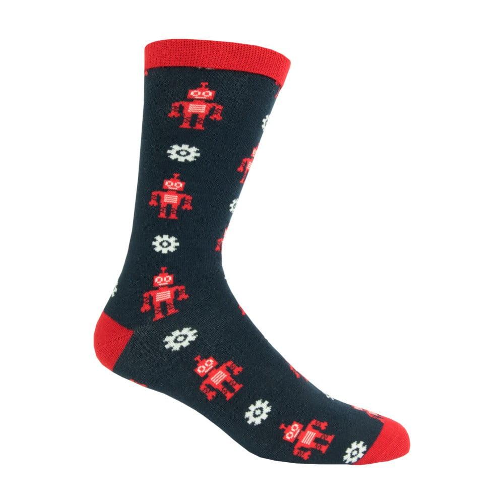 Unisex ponožky Fisura Calcetines Chico Robots