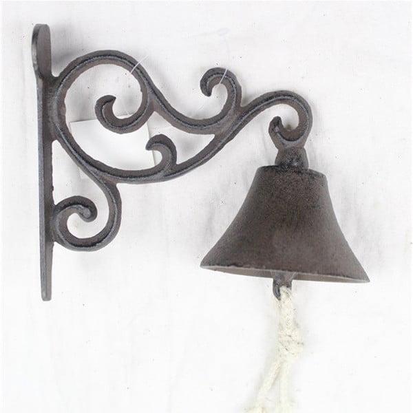 Litinový nástěnný zvonek Dakls Rustico