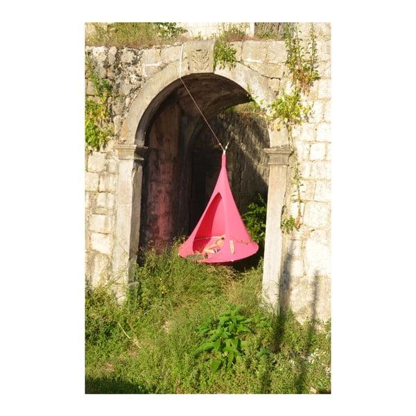 Fotoliu suspendat pentru copii Cacoon Bonsai, roz