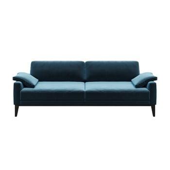 Canapea cu 3 locuri MESONICA Musso, albastru de la MESONICA