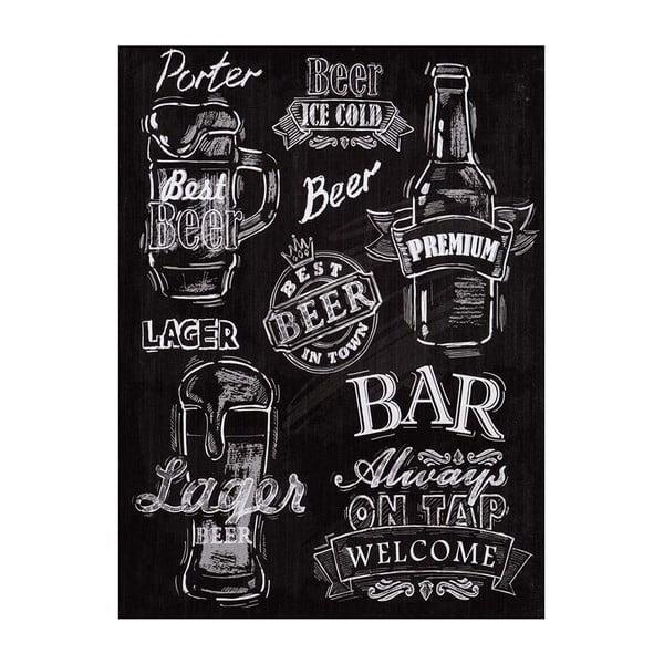 Obraz na plátně Bar