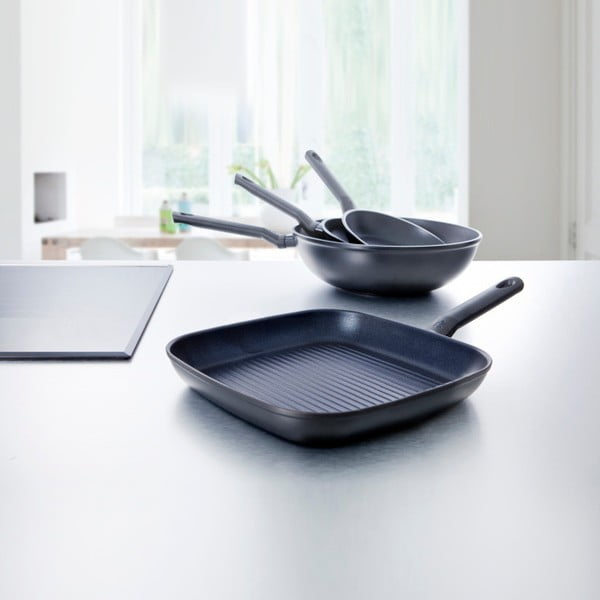 Grilovací pánev BK Cookware Easy Induction, 26 cm
