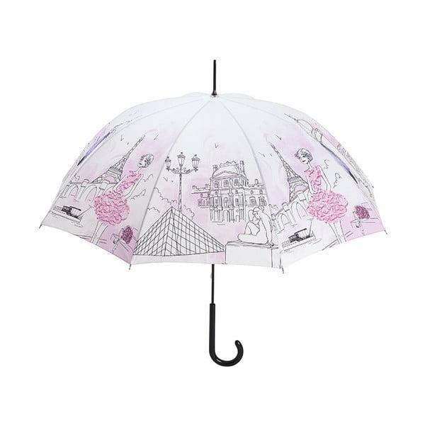 Deštník Ambiance Chloche Rose