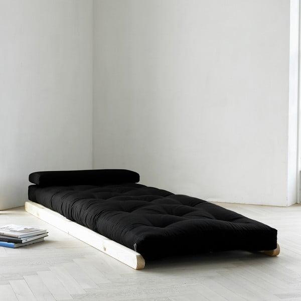 Lenoška Karup Figo, Raw/Black, 70 cm