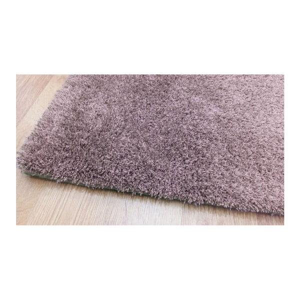 Fialový koberec Eco Rugs Ten, 80 x 150 cm