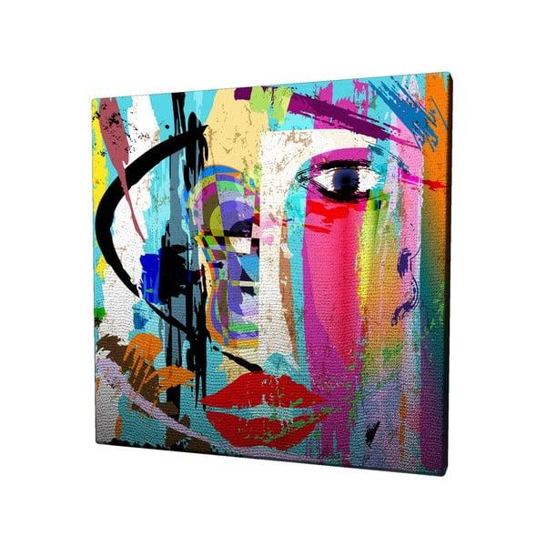 Obraz na plátně Moma, 45x45cm