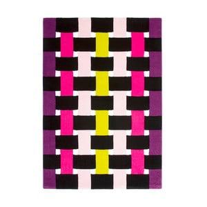Koberec Lifestyle 172 purple/fuchsia, 120x170 cm