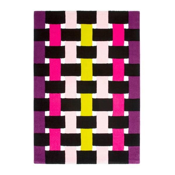 Koberec Lifestyle 172 purple/fuchsia, 160x230 cm