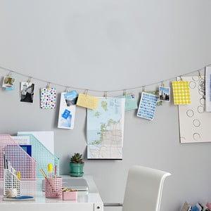 Závěsné klipsy na fotky Design Ideas Tinsel