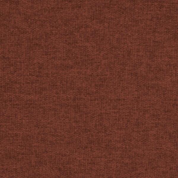 Canapea cu 2 locuri Vivonia Kennet, roșu închis