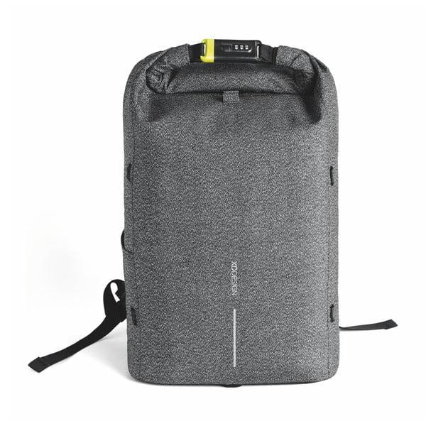 Šedý bezpečnostní batoh XD Design Urban