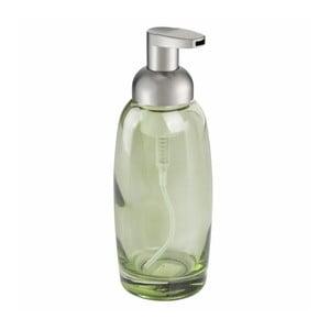 Zelený zásobník na mýdlo InterDesign Ariana