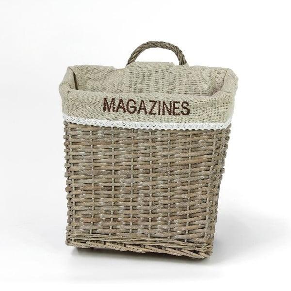 Koš na magazíny Riviste