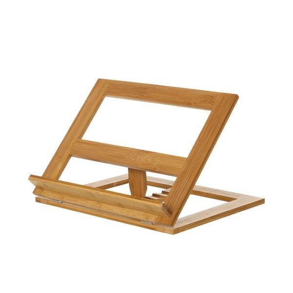 Suport din bambus pentru carte de bucate Unimasa
