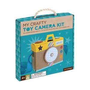 Sada na výrobu fotoaparátu na hraní Petit collage Camera