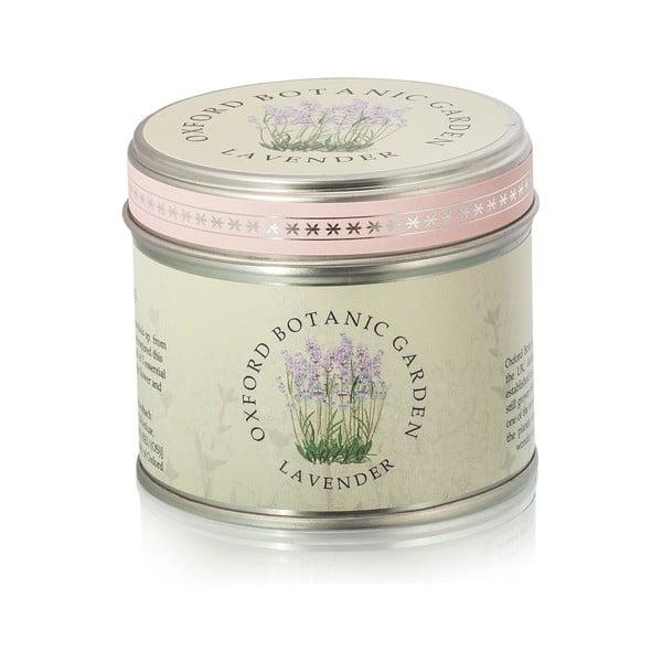 Lumânare parfumată cu aromă de lavandă Bahoma London Fragranced, 35 ore de ardere