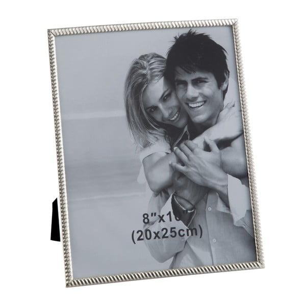 Fotorám s kovovým rámečkem Moderna, 20x26 cm