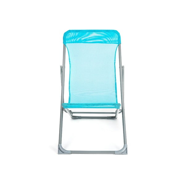 Plážové křesílko Caribic, modré