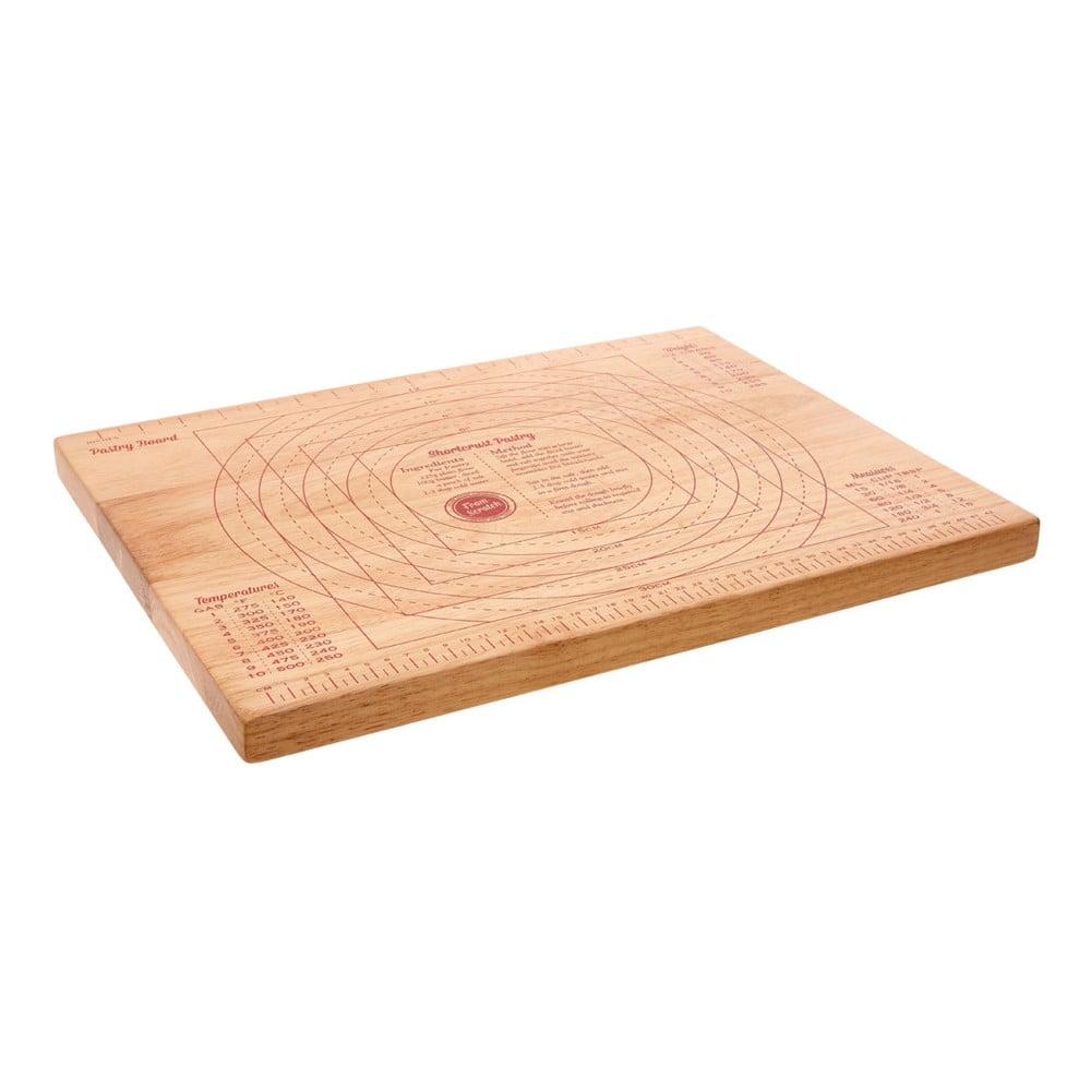 Prkénko ze dřeva gumovníku Premier Housewares, 35 x 45 cm
