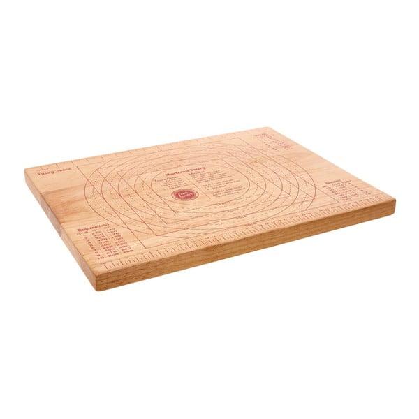 Tocător din lemn de cauciuc Premier Housewares, 35 x 45 cm