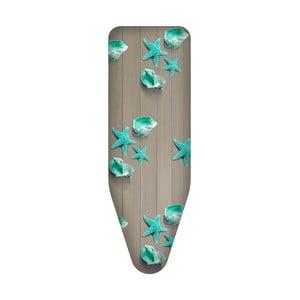 Potah na žehlící prkno Colombo New Scal New Design Wood, 140x55cm