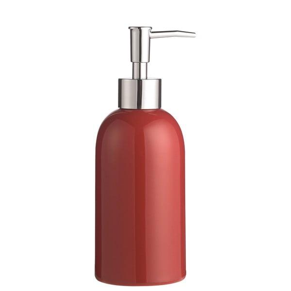 Dávkovač mýdla Galzone, červený