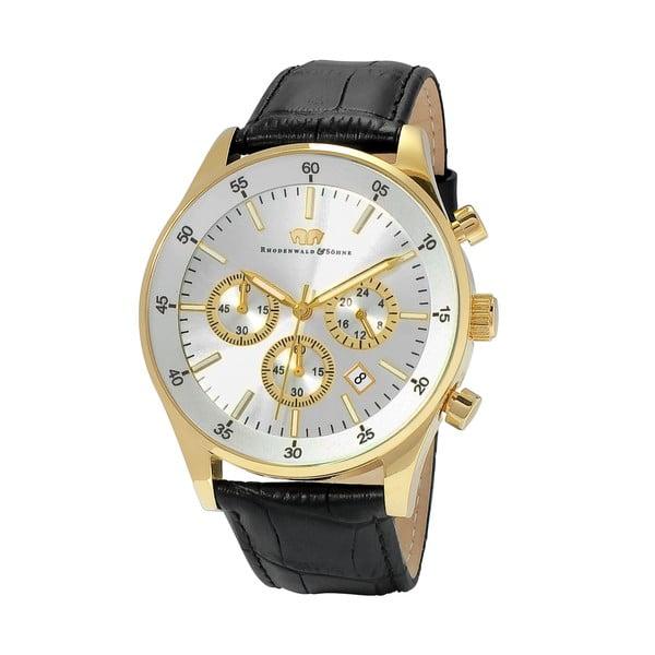 Pánské hodinky Rhodenwald&Söhne Goodwill Black Gold