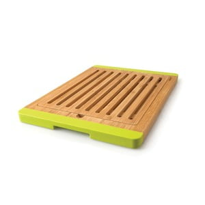 Krájecí bambusová deska, 38x37 cm