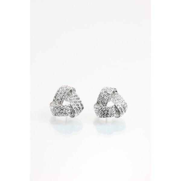 Cercei cu cristale Swarovski Laura Bruni Wouf