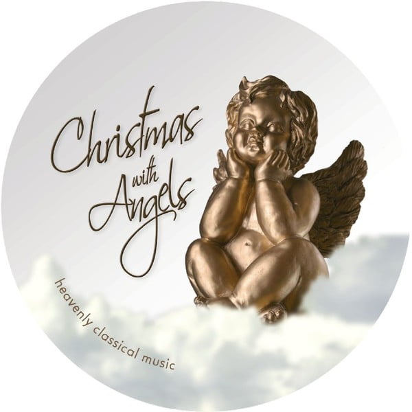 "Vánoční CD ""Christmas with Angels"""